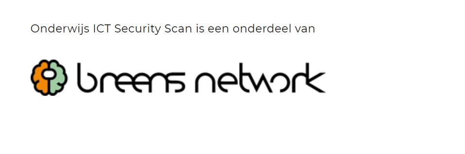 logo ICT scan onderdeel Breens Network